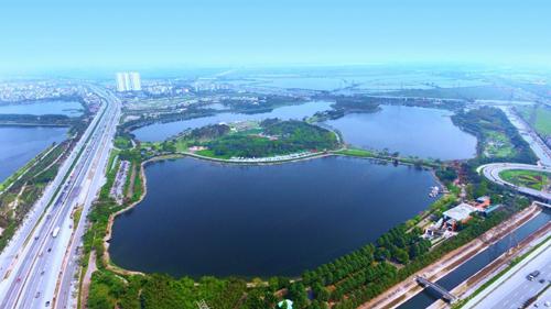 Hạ tầng 'nâng tầm' bất động sản Nam Hà Nội