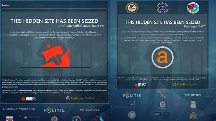Mỹ bắt tay châu Âu triệt hạ web chợ đen lớn nhất thế giới