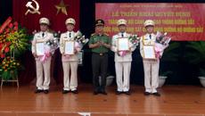 Hà Nội thành lập đội CSGT đường sắt