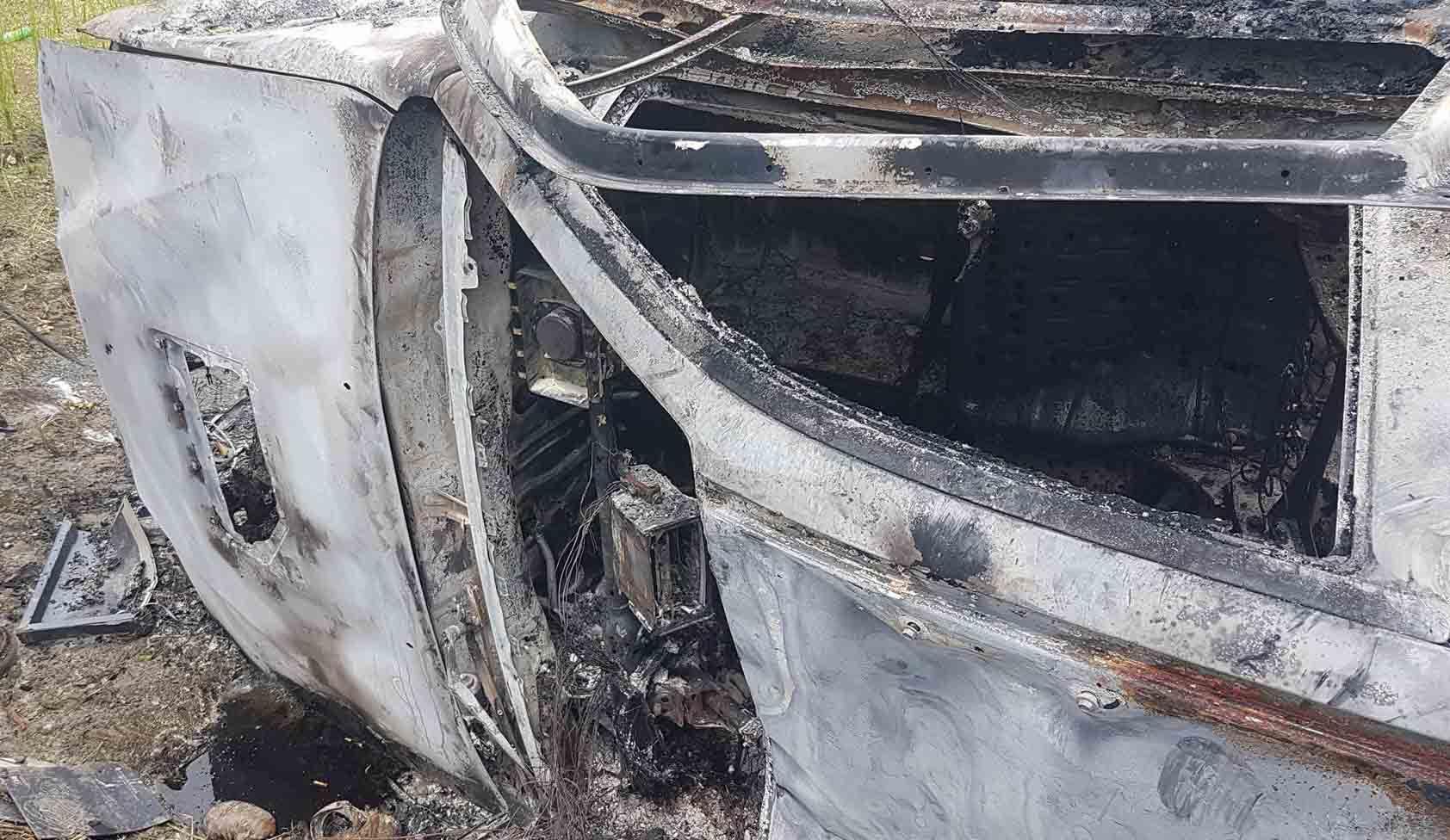 Chủ xe Fortuner bị đốt vì nghi thôi miên, bắt cóc là ai?