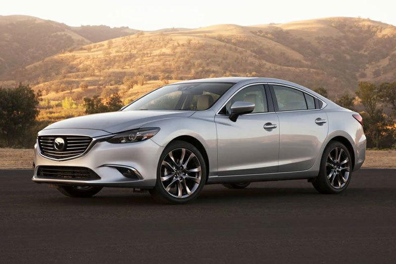 Top 10 xe sedan gia đình đáng mua nhất năm 2017