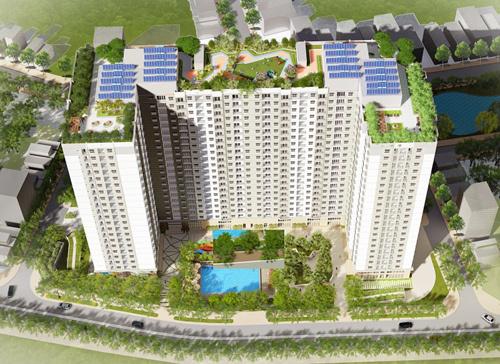 EcoHome Phúc Lợi: 2 chứng nhận 'nâng tầm' căn hộ giá thấp