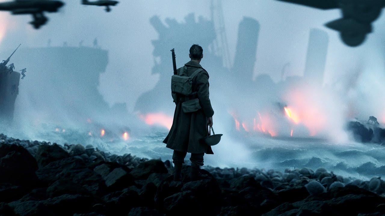 Cuộc di tản Dunkirk: canh bạc 150 triệu đô của Hollywood