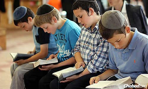 Người Do Thái, Cách dạy con