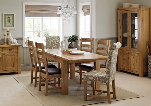 nội thất, phong thủy, bàn ăn