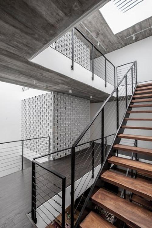 nhà đẹp, thiết kế nhà, hồ Tây