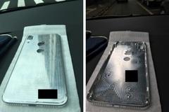 Hình ảnh chứng minh iPhone 8 có cảm biến vân tay mặt sau