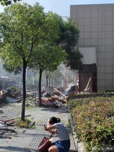 Nổ lớn ở Trung Quốc, gần 60 người thương vong