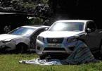 Đột nhập trụ sở cảnh sát giao thông phá hủy ô tô gây tai nạn