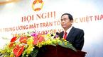 Bổ sung ông Trần Thanh Mẫn làm PCT Hội đồng Thi đua-Khen thưởng TƯ
