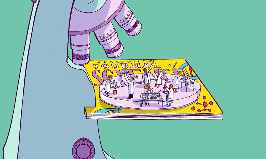 khoa học,tạp chí khoa học,Elsevier,nghiên cứu khoa học