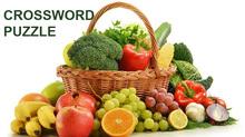 Giải ô chữ chủ đề rau và hoa quả