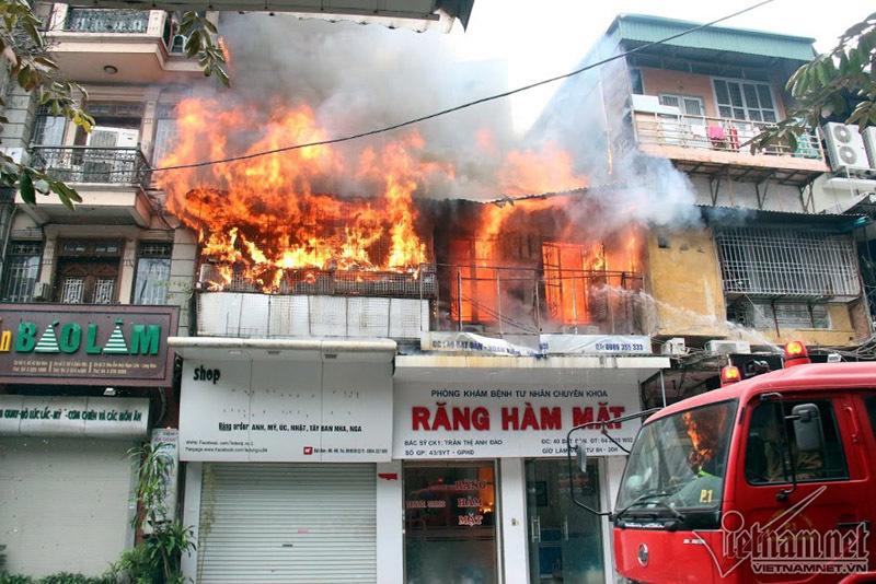 Hiểm họa hỏa hoạn từ 'chuồng cọp' giăng khắp Thủ đô