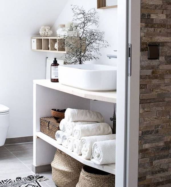 Phòng tắm cũng phải thiết kế hợp phong thủy như thế này đây!