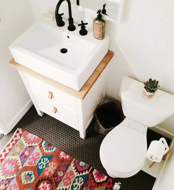 phong thủy, phòng tắm, nhà đẹp