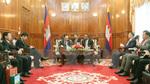 VN-Campuchia xây đường biên giới hòa bình, đảm bảo an ninh
