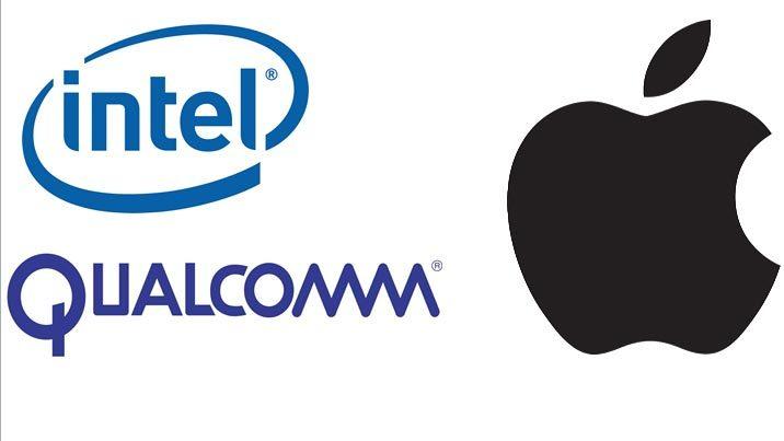 Qualcomm lại gặp rắc rối với Intel