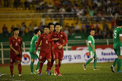 Video bàn thắng U22 Việt Nam 8-1 U22 Macau