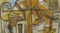 Đấu giá tác phẩm đặc biệt của 2 bộ tứ trụ hội họa Việt Nam
