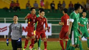Thắng to Macau, HLV Hữu Thắng gửi 'chiến thư' đến U22 Hàn Quốc