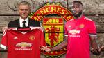 Lukaku bùng nổ với MU: Mourinho và vận may của Quỷ