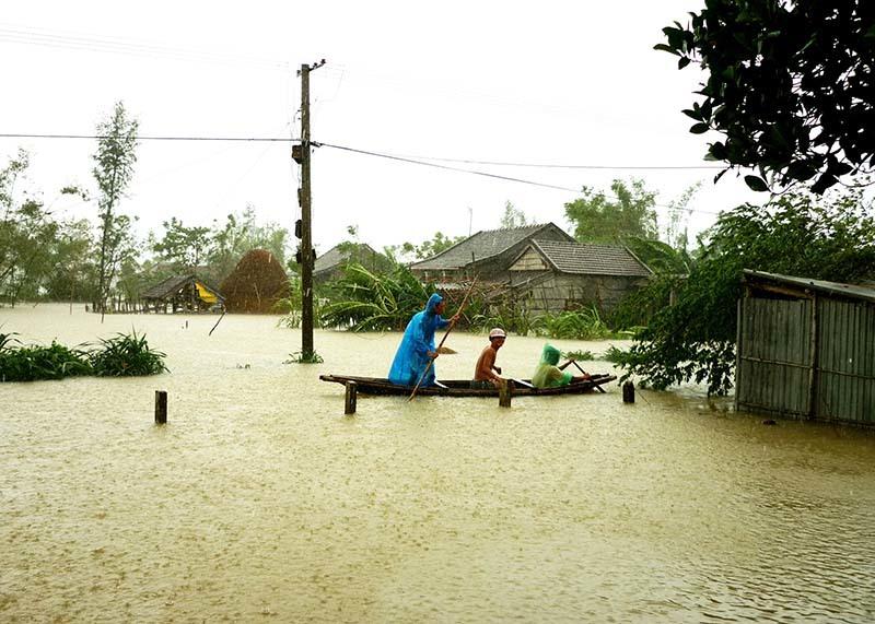 Chủ động triển khai các biện pháp ứng phó mưa lũ tại Bắc Bộ