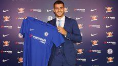 """Morata hứa hẹn giúp Chelsea """"thổi bay"""" MU"""