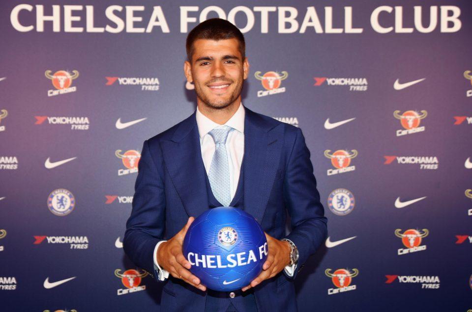 Morata hứa hẹn giúp Chelsea 'thổi bay' MU
