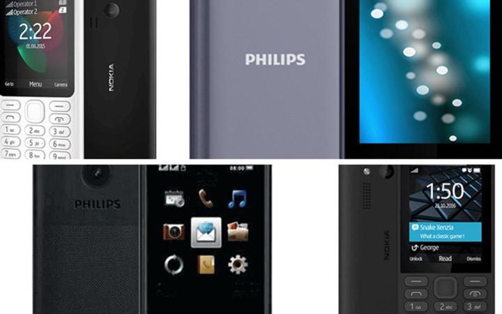 Những điện thoại 'nồi đồng cối đá', giá dưới 1 triệu đồng