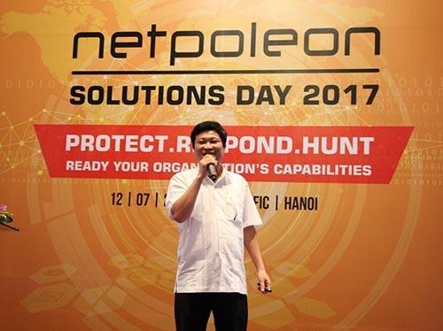 Ngày hội giải pháp Netpoleon Solutions Day 2017