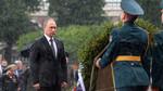 Putin tiết lộ lý do đội mưa viếng mộ liệt sĩ