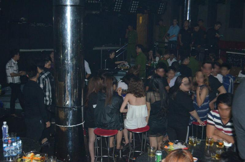 vũ trường, quán bar, Sài Gòn, dân chơi, ma túy,