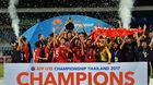 Hạ Thái Lan, U15 Việt Nam vô địch U15 Đông Nam Á
