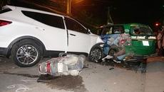 Lời kể của nhân chứng vụ xe 'điên' tông liên hoàn, 2 người chết ở Sài Gòn