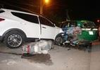 """Lời kể của nhân chứng vụ xe """"điên"""" tông liên hoàn, 2 người chết ở Sài Gòn"""