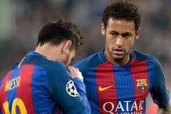 Neymar trên đường rời Barca, Rooney tiếp tục nổ súng ở Everton