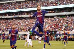 """Neymar """"nổ"""" vang trời, Barca hạ gục Juventus"""