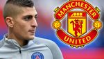 "Verratti đến MU 60 triệu bảng: Mourinho phải ""phế"" Martial"