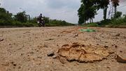 Đất sỏi vãi trên đại lộ nghìn tỷ