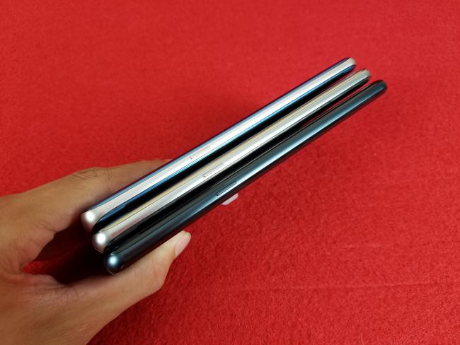 Cận cảnh 3 mẫu Galaxy Note FE mới về VN, giá còn 12 triệu đồng