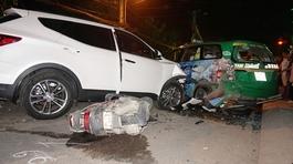 Nguyên nhân vụ tông xe liên hoàn, 2 người chết ở Sài Gòn