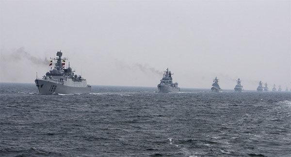 quân đội Trung Quốc,Trung Quốc,NATO,tập trận chung