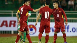 Trực tiếp U22 Việt Nam vs U22 Hàn Quốc: Quyền tự quyết trong tay