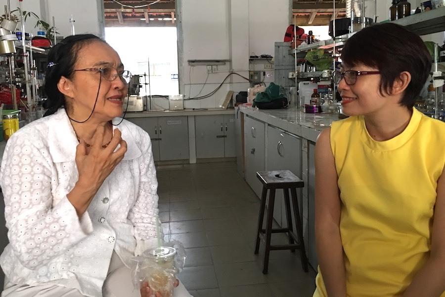 GS Nguyễn Kim Phi Phụng: 'Tôi như bụi tre xù xì rậm rạp'