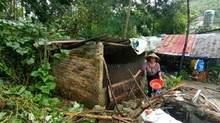 Bé cụt chân do đá đè: Đá tảng từng lăn ầm ầm sát nhà