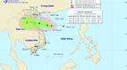 Bão số 4 giật cấp 10 hướng Thanh Hóa - Quảng Bình