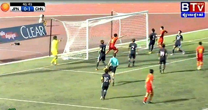 Thua U23 Trung Quốc, U23 Nhật Bản thấp thỏm đoạt vé
