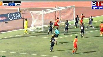 Thua U23 Trung Quốc, U23 Nhật Bản nguy cơ mất vé