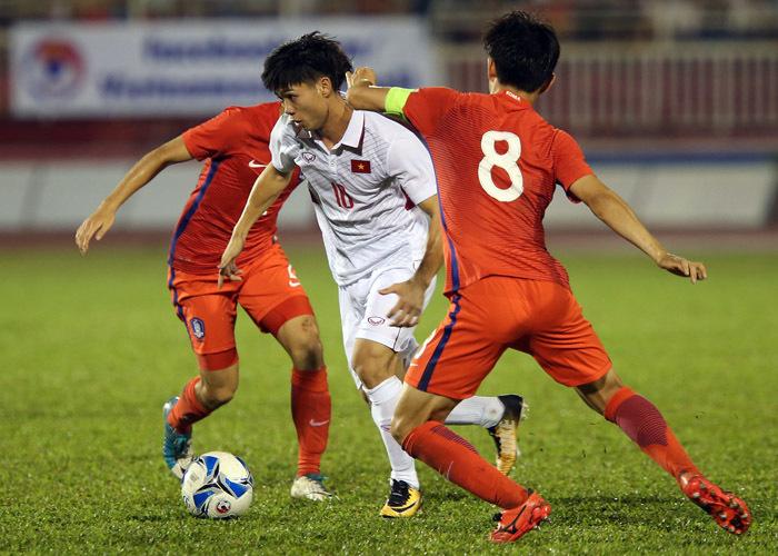 Công Phượng,U22 Việt Nam,HLV Hữu Thắng,HLV Lê Thụy Hải,VCK U23 châu Á