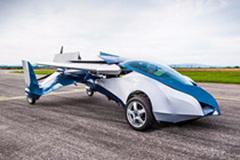 Ô tô bay giá 1,5 triệu USD chuẩn bị ra mắt thị trường